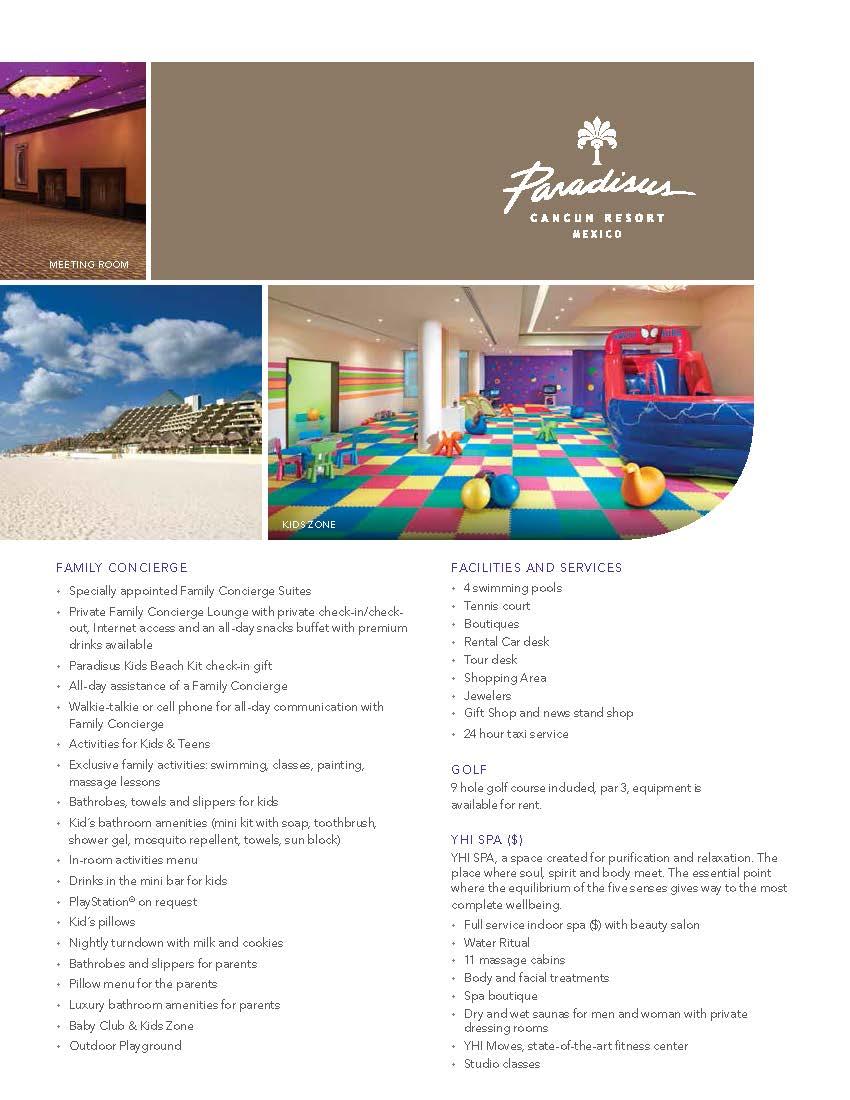 Groß Hotel Fact Sheet Vorlage Galerie - Entry Level Resume Vorlagen ...